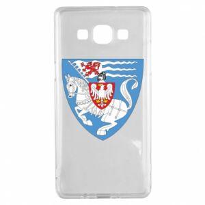 Samsung A5 2015 Case Koszalin coat of arms
