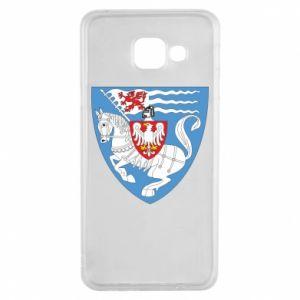 Samsung A3 2016 Case Koszalin coat of arms