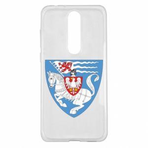 Nokia 5.1 Plus Case Koszalin coat of arms