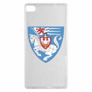 Huawei P8 Case Koszalin coat of arms