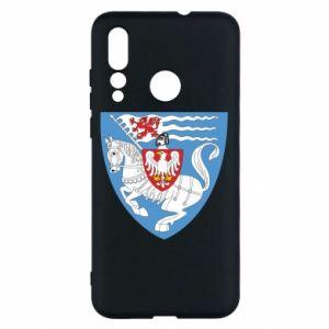 Huawei Nova 4 Case Koszalin coat of arms