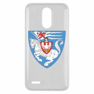 Lg K10 2017 Case Koszalin coat of arms