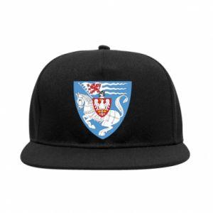 SnapBack Koszalin coat of arms