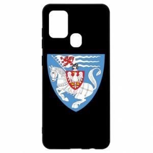 Samsung A21s Case Koszalin coat of arms