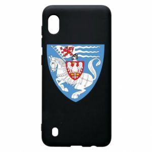 Samsung A10 Case Koszalin coat of arms