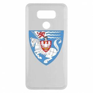 LG G6 Case Koszalin coat of arms