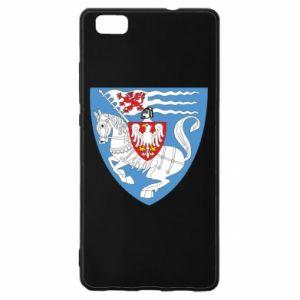 Huawei P8 Lite Case Koszalin coat of arms