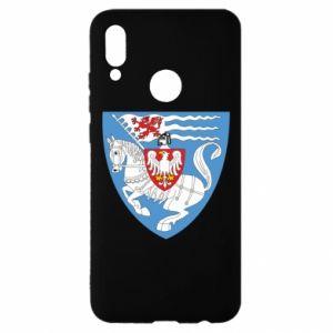 Huawei P Smart 2019 Case Koszalin coat of arms