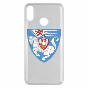 Huawei Y9 2019 Case Koszalin coat of arms