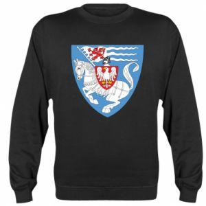 Sweatshirt Koszalin coat of arms
