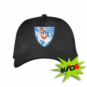 Kids' cap Koszalin coat of arms