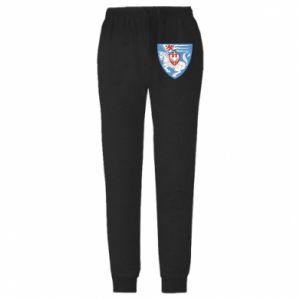 Męskie spodnie lekkie Koszalin herb