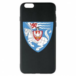 Etui na iPhone 6 Plus/6S Plus Koszalin herb