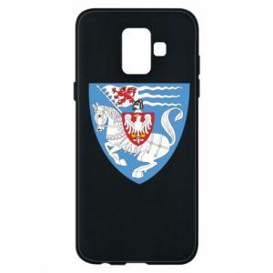 Samsung A6 2018 Case Koszalin coat of arms