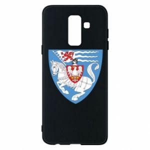 Samsung A6+ 2018 Case Koszalin coat of arms
