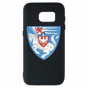 Samsung S7 Case Koszalin coat of arms