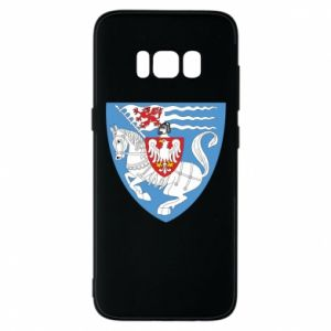 Samsung S8 Case Koszalin coat of arms