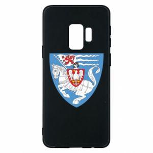 Samsung S9 Case Koszalin coat of arms