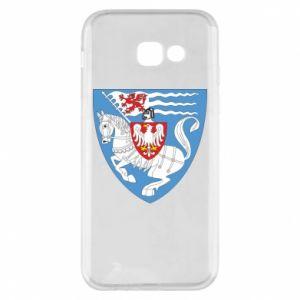 Samsung A5 2017 Case Koszalin coat of arms