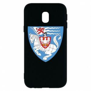 Samsung J3 2017 Case Koszalin coat of arms