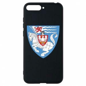 Huawei Y6 2018 Case Koszalin coat of arms