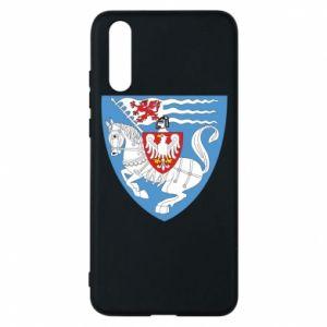 Huawei P20 Case Koszalin coat of arms