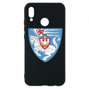 Huawei P20 Lite Case Koszalin coat of arms