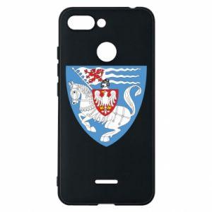 Xiaomi Redmi 6 Case Koszalin coat of arms