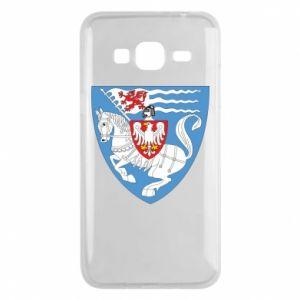 Samsung J3 2016 Case Koszalin coat of arms