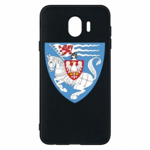 Samsung J4 Case Koszalin coat of arms