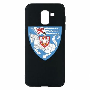 Samsung J6 Case Koszalin coat of arms