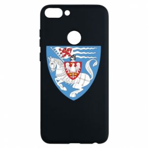 Huawei P Smart Case Koszalin coat of arms