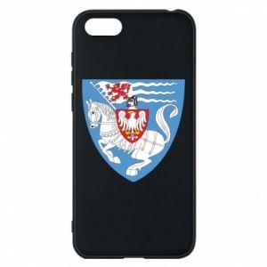 Huawei Y5 2018 Case Koszalin coat of arms