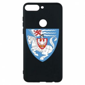 Huawei Y7 Prime 2018 Case Koszalin coat of arms