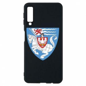 Samsung A7 2018 Case Koszalin coat of arms