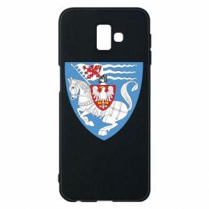 Samsung J6 Plus 2018 Case Koszalin coat of arms