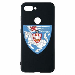 Xiaomi Mi8 Lite Case Koszalin coat of arms