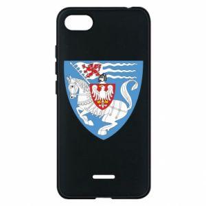 Xiaomi Redmi 6A Case Koszalin coat of arms