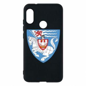 Mi A2 Lite Case Koszalin coat of arms