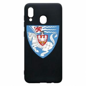 Samsung A30 Case Koszalin coat of arms