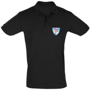 Men's Polo shirt Koszalin coat of arms