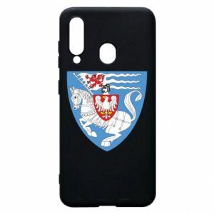 Samsung A60 Case Koszalin coat of arms