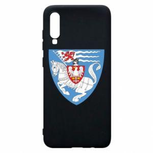 Samsung A70 Case Koszalin coat of arms