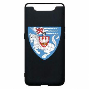 Samsung A80 Case Koszalin coat of arms