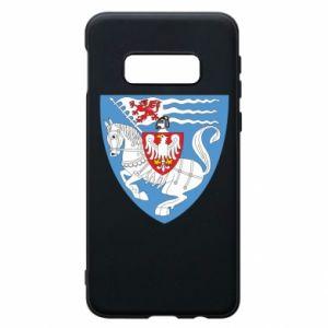 Samsung S10e Case Koszalin coat of arms