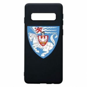 Samsung S10 Case Koszalin coat of arms
