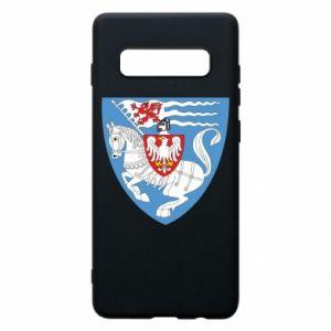Samsung S10+ Case Koszalin coat of arms