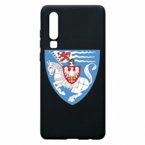 Huawei P30 Case Koszalin coat of arms