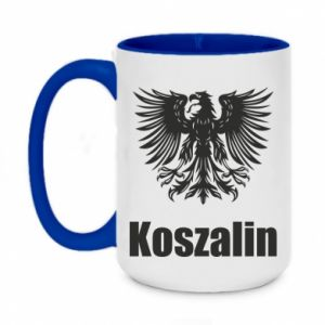 Two-toned mug 450ml Koszalin