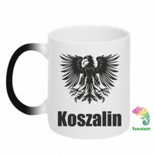 Kubek-kameleon Koszalin
